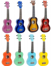 Octopus Ukulele - Available in various colours! All come with a Bag!